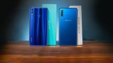 بررسی Honor 8x Vs Galaxy A7 2018