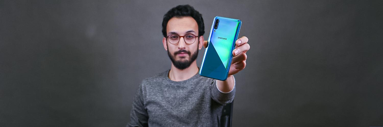 بررسی Galaxy A30s سامسونگ