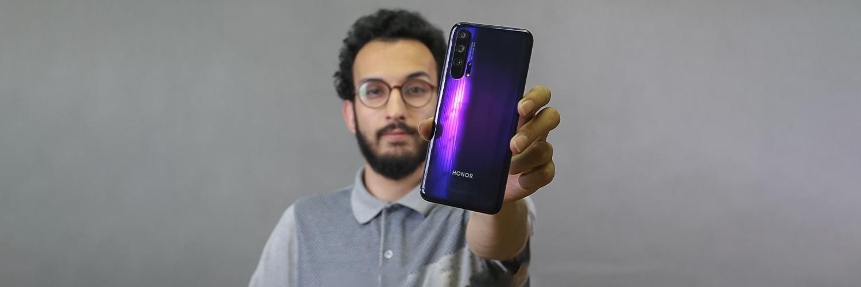 بررسی گوشی Honor 20 Pro