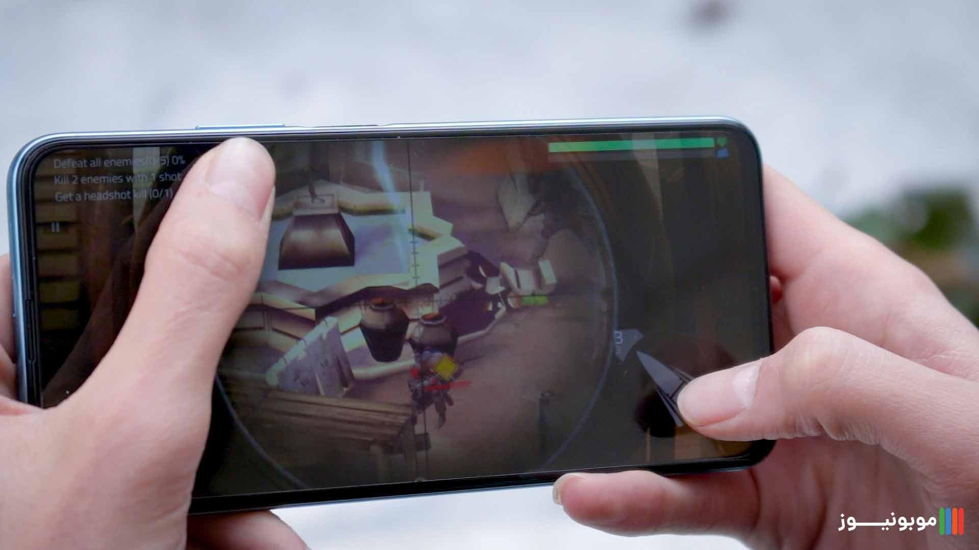 عملکرد پردازشی گوشی Huawei Y9s