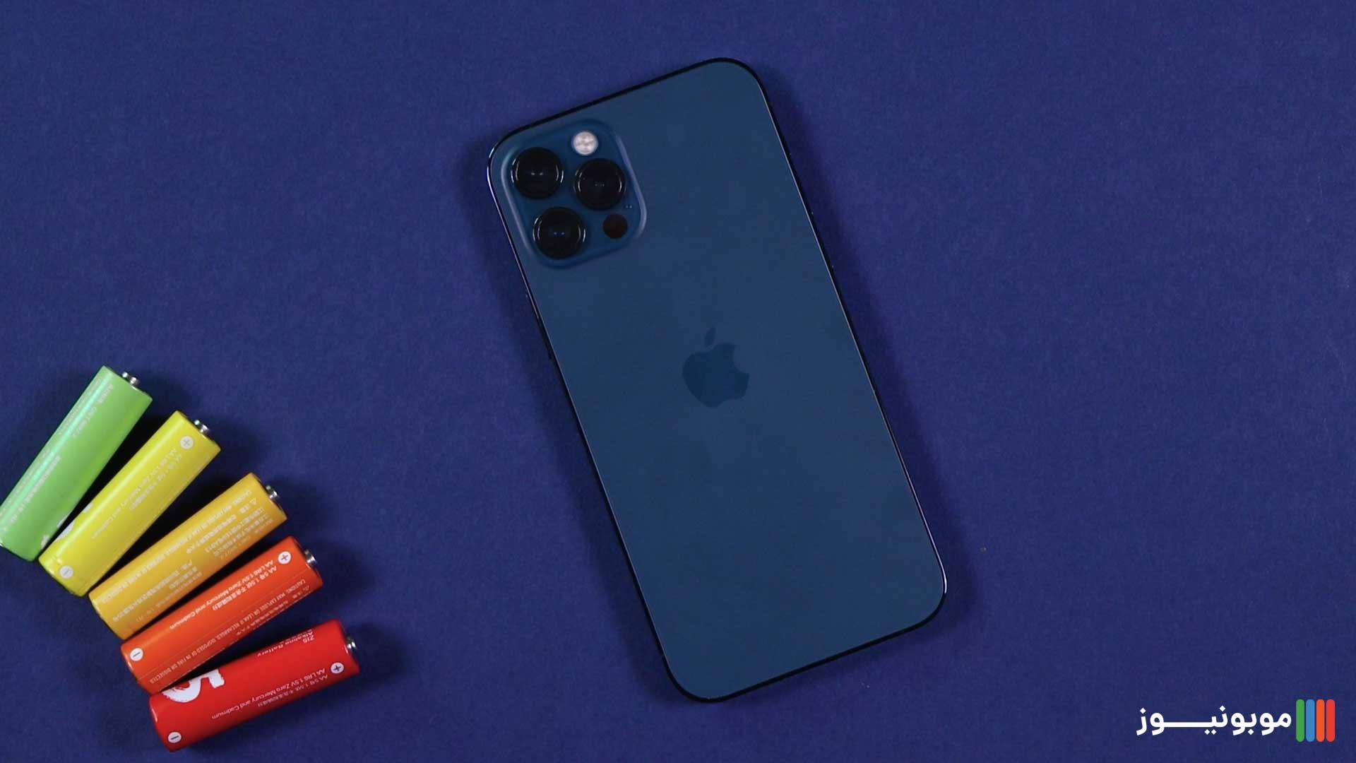بررسی آیفون 12 پرو اپل