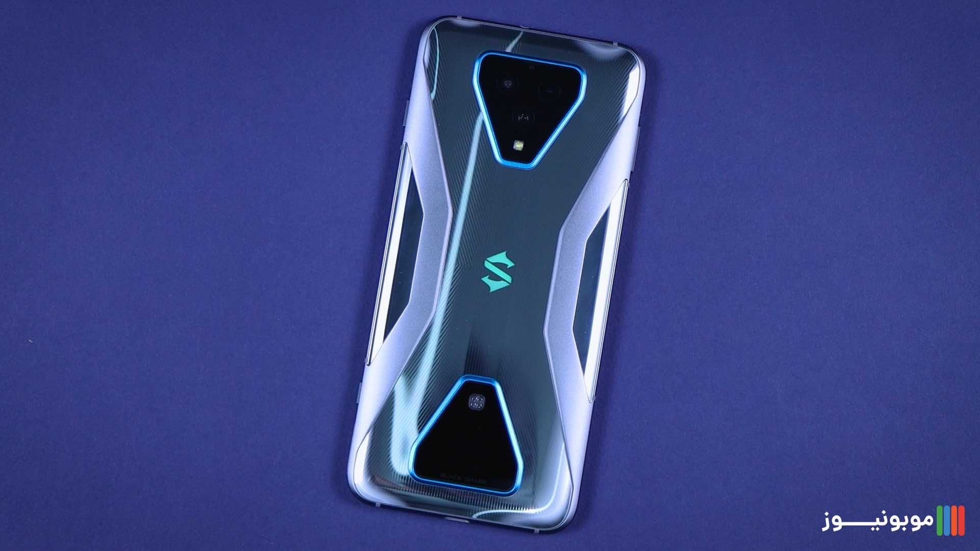 بررسی گوشی Black Shark 3 Pro