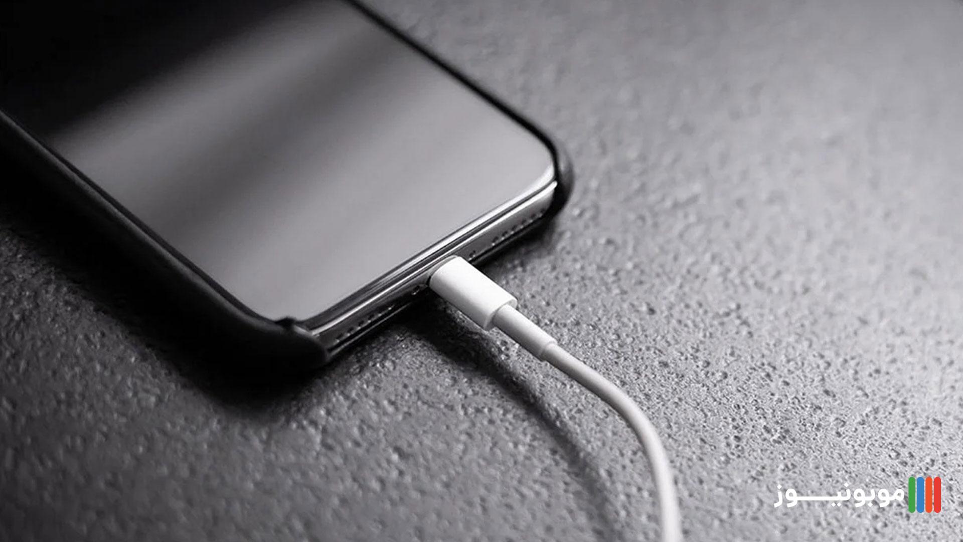 شارژ کردن گوشی بدون قاب