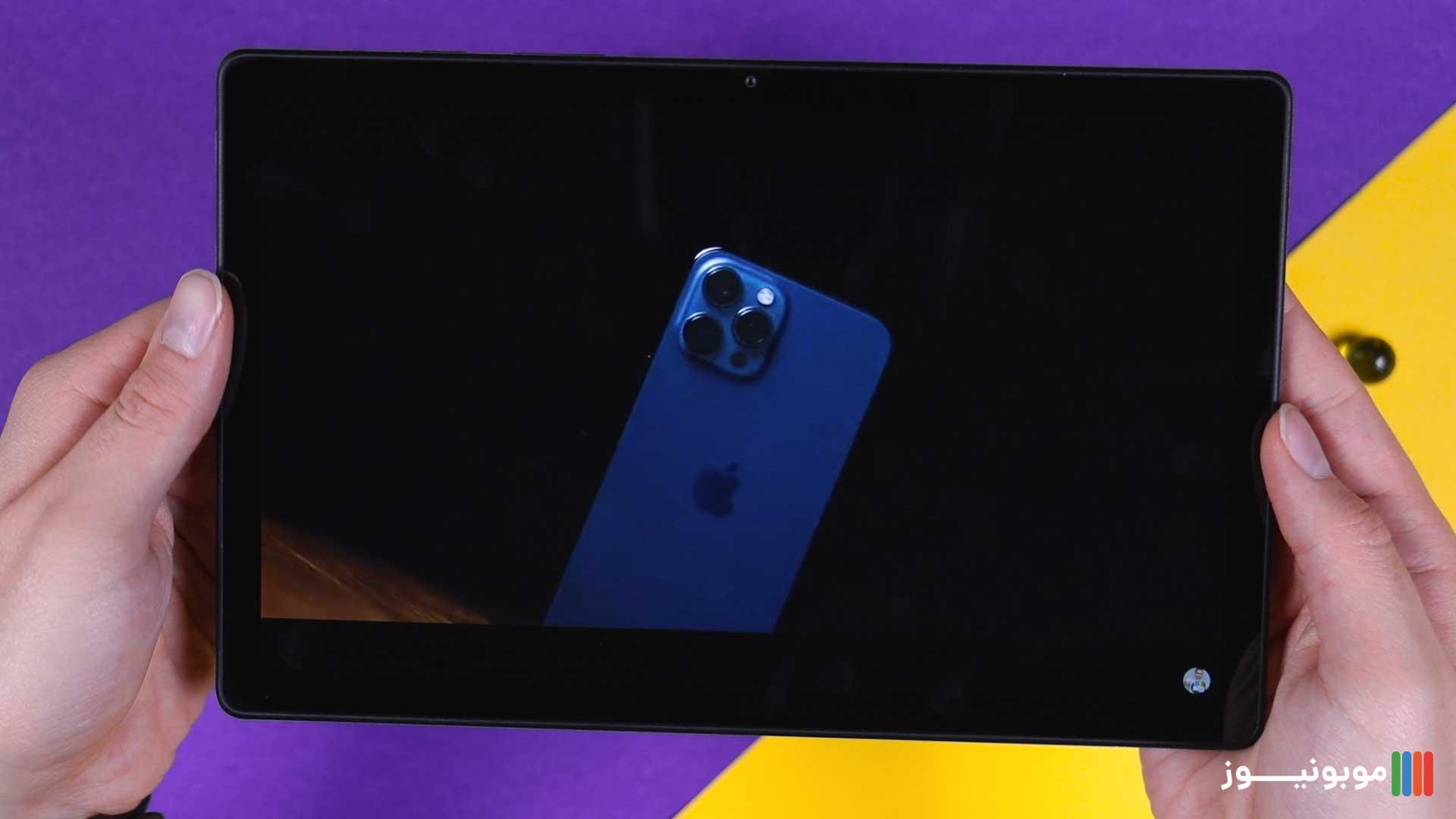 صفحه نمایش گلکسی تب A7