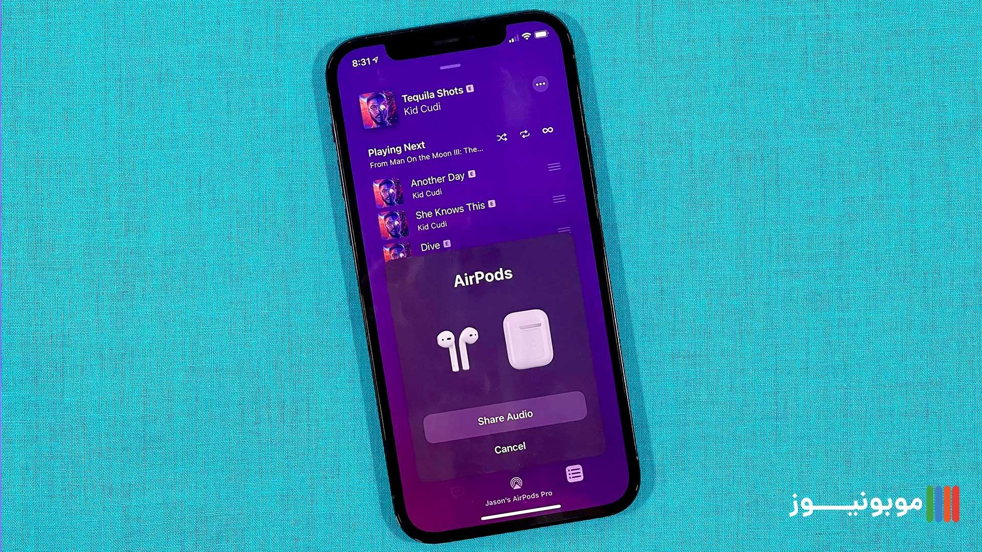 کیفیت پخش موزیک Airpod pro و Airpod 2