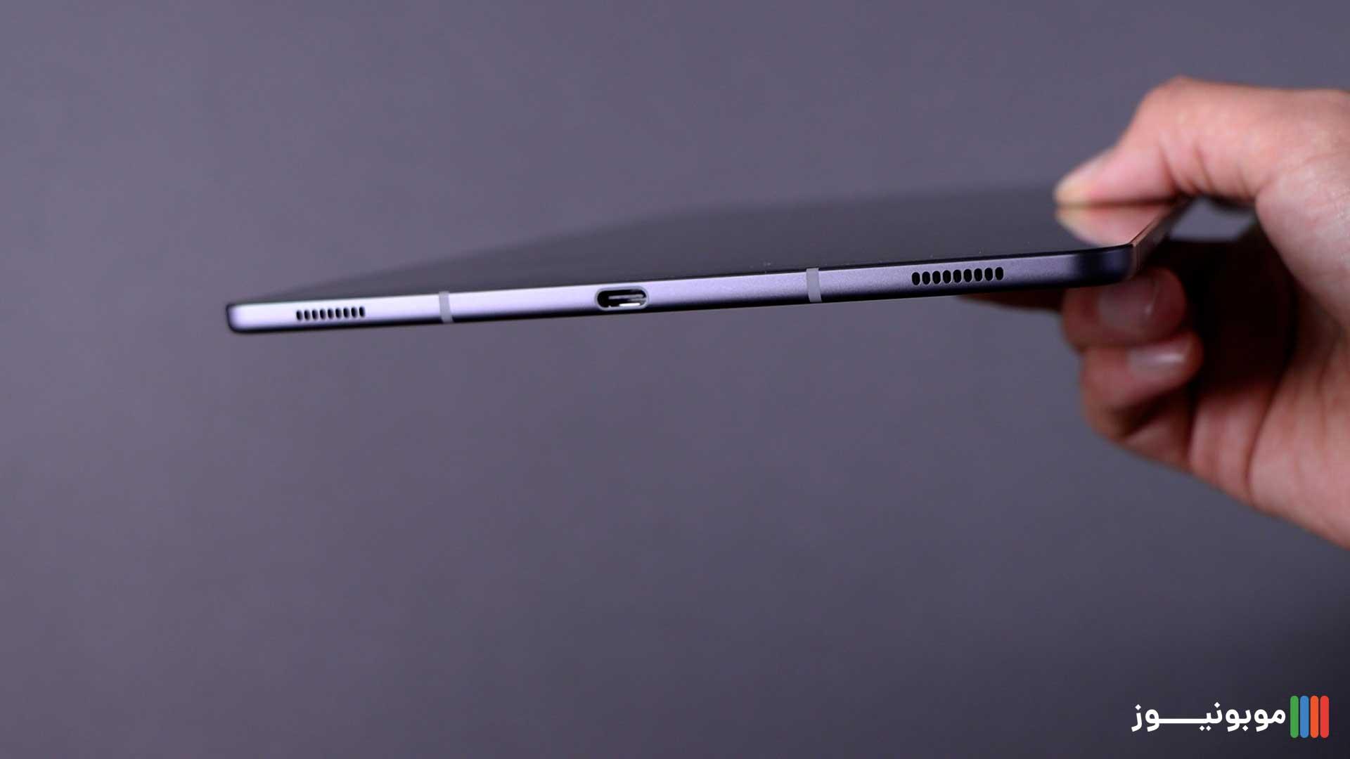 طراحی Galaxy Tab S6