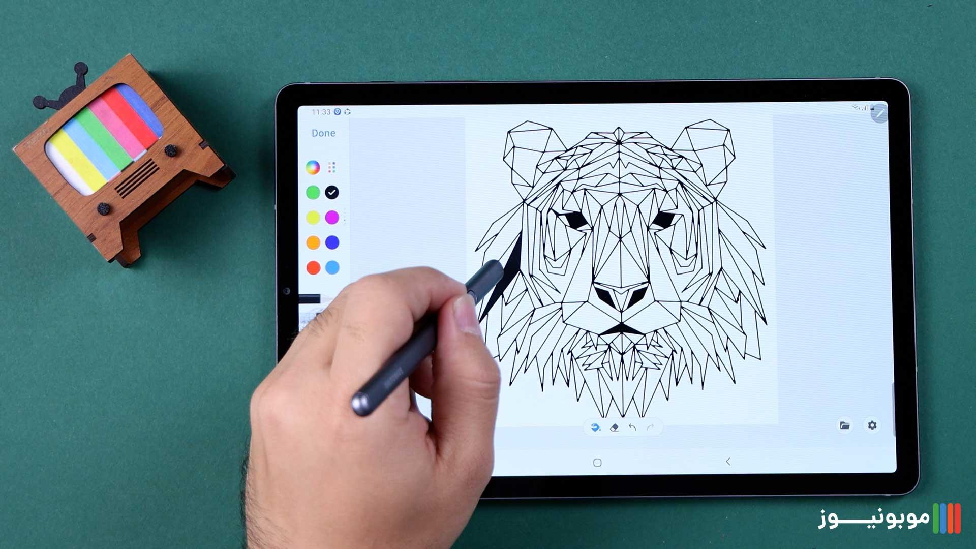 قلم Galaxy Tab S6