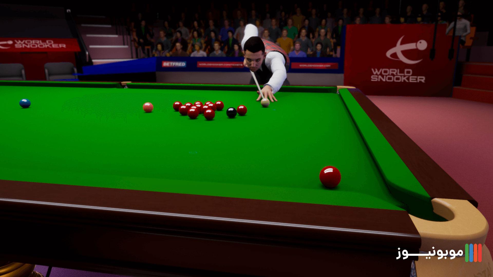بازی جذاب Snooker