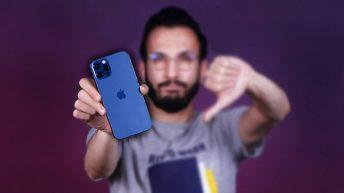 مشکلات گوشی های کمپانی اپل