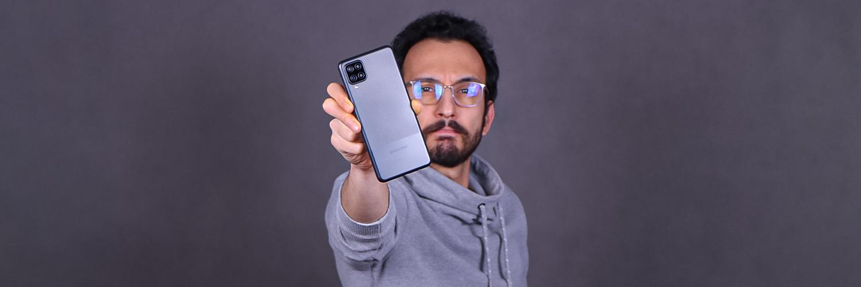 بررسی گوشی Galaxy A12