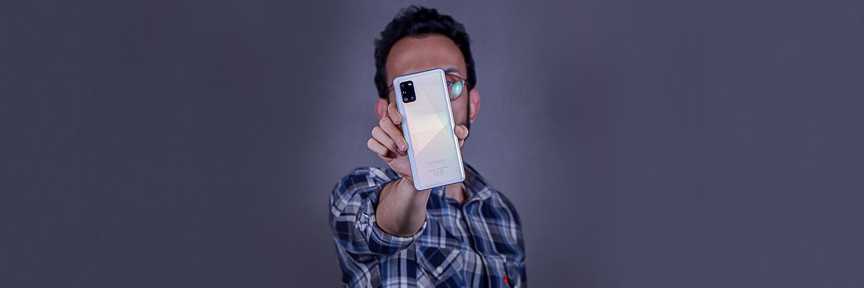 بررسی گوشی Galaxy A31