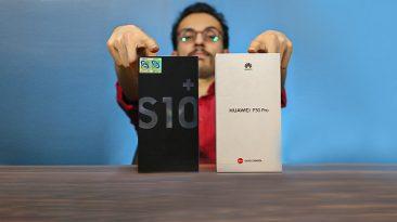 بررسی گوشی Galaxy S10+ Vs Huawei P30 Pro