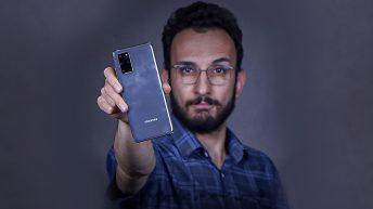 بررسی گوشی Galaxy S20 Plus