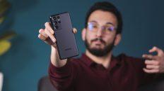 بررسی گوشی Galaxy S21 Ultra