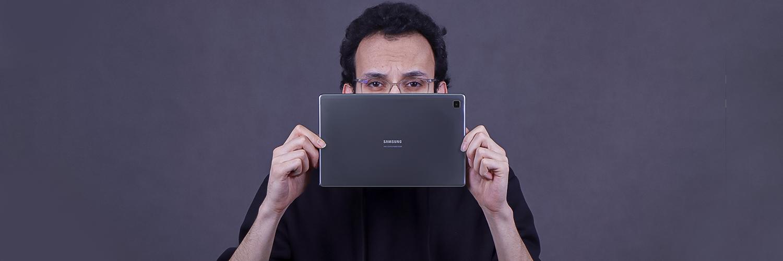 بررسی گوشی Galaxy Tab A7