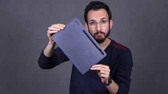 بررسی Galaxy Tab S7+