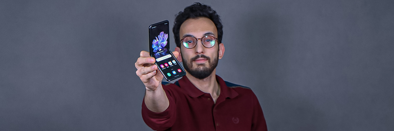 بررسی گوشی Galaxy Z Flip