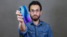 بررسی گوشی Huawei P30 Lite