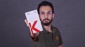 بررسی گوشی LG K41s
