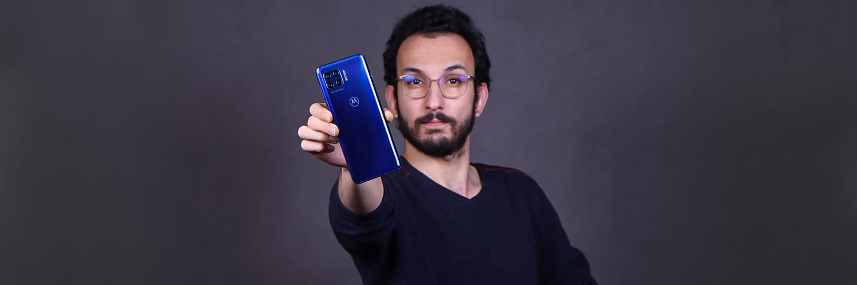 بررسی گوشی Motorola Moto G 5G Plus