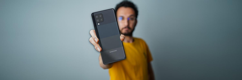 بررسی گوشی Samsung Galaxy A42