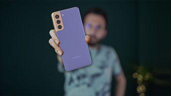 بررسی گوشی Samsung Galaxy S21