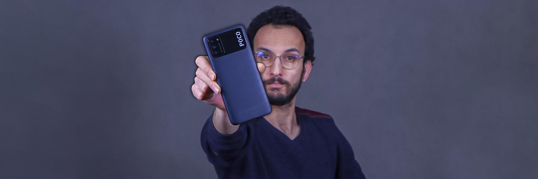 بررسی گوشی Xiaomi Poco M3