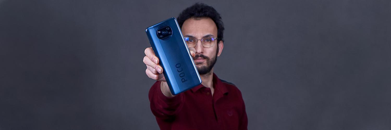بررسی گوشی Xiaomi Poco X3