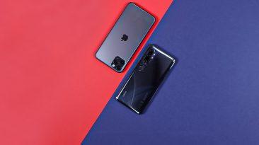 بررسی دوربین iPhone 11 Pro Max VS Mi Note 10
