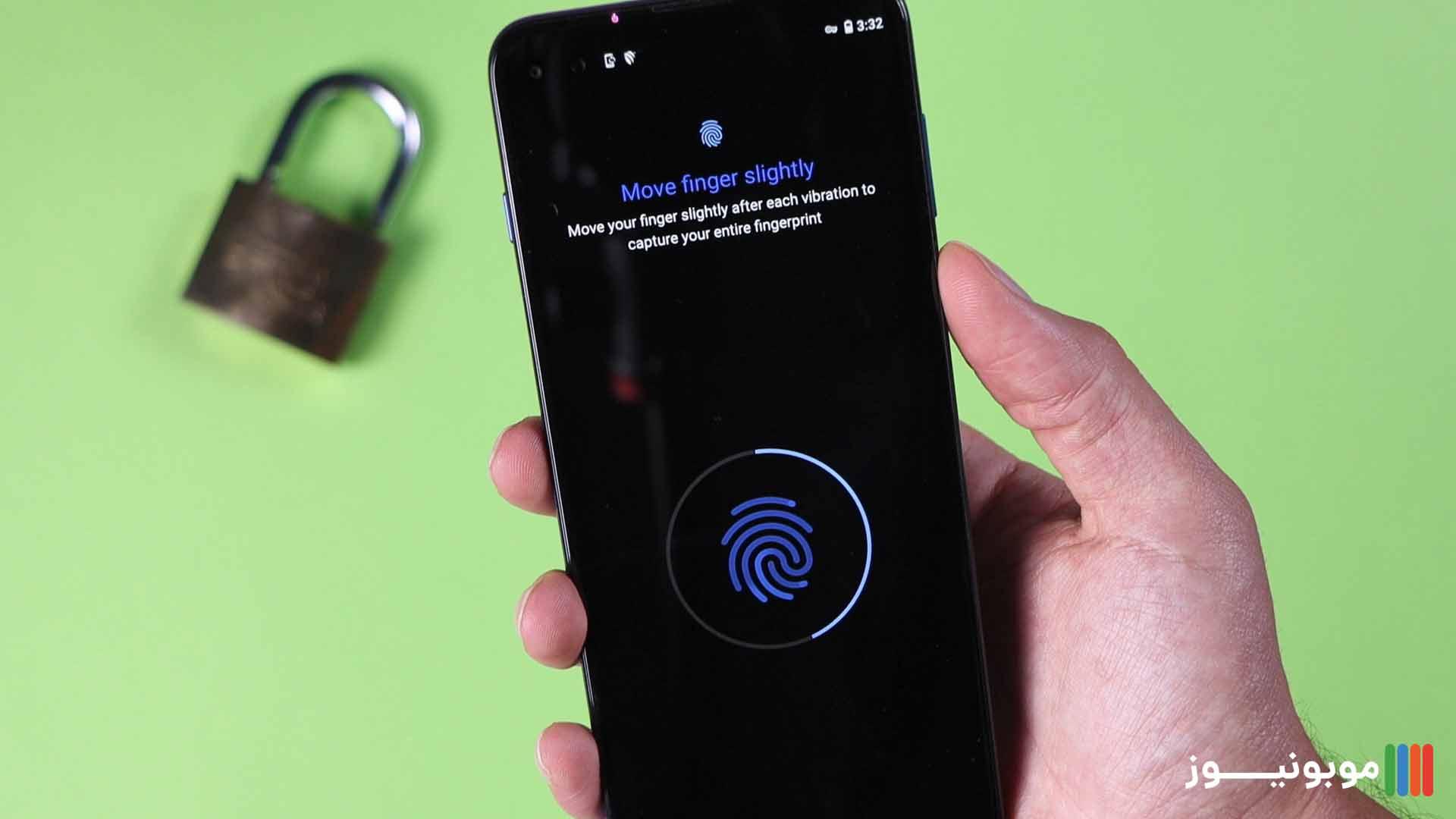 امنیت Moto G 5G Plus