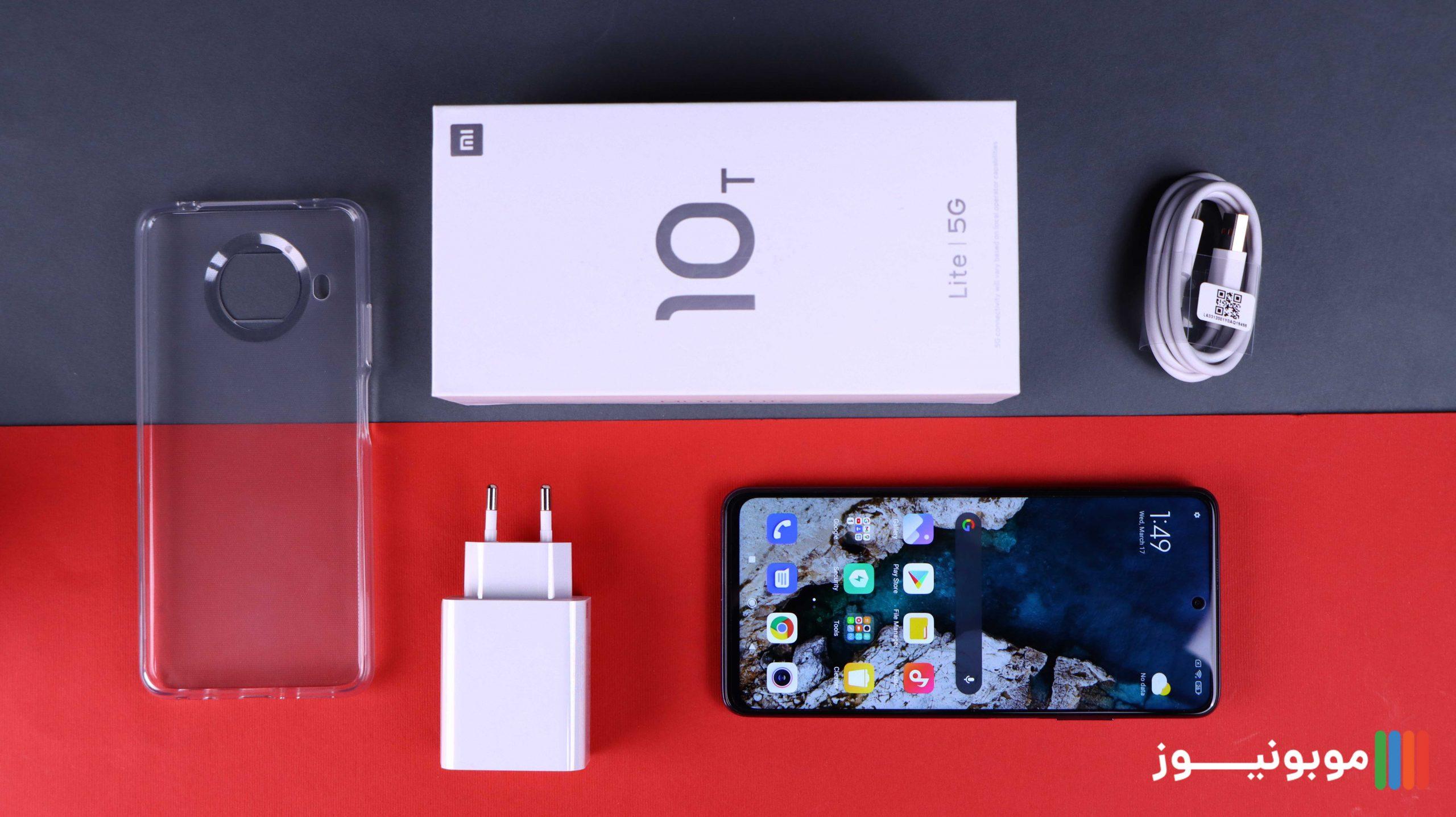 طراحی Mi 10T lite 5G