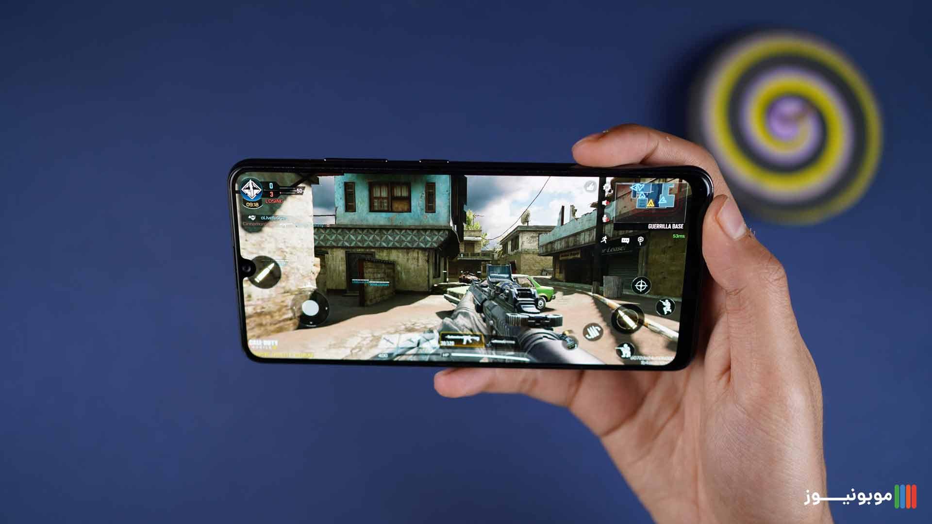 سخت افزار Galaxy A32