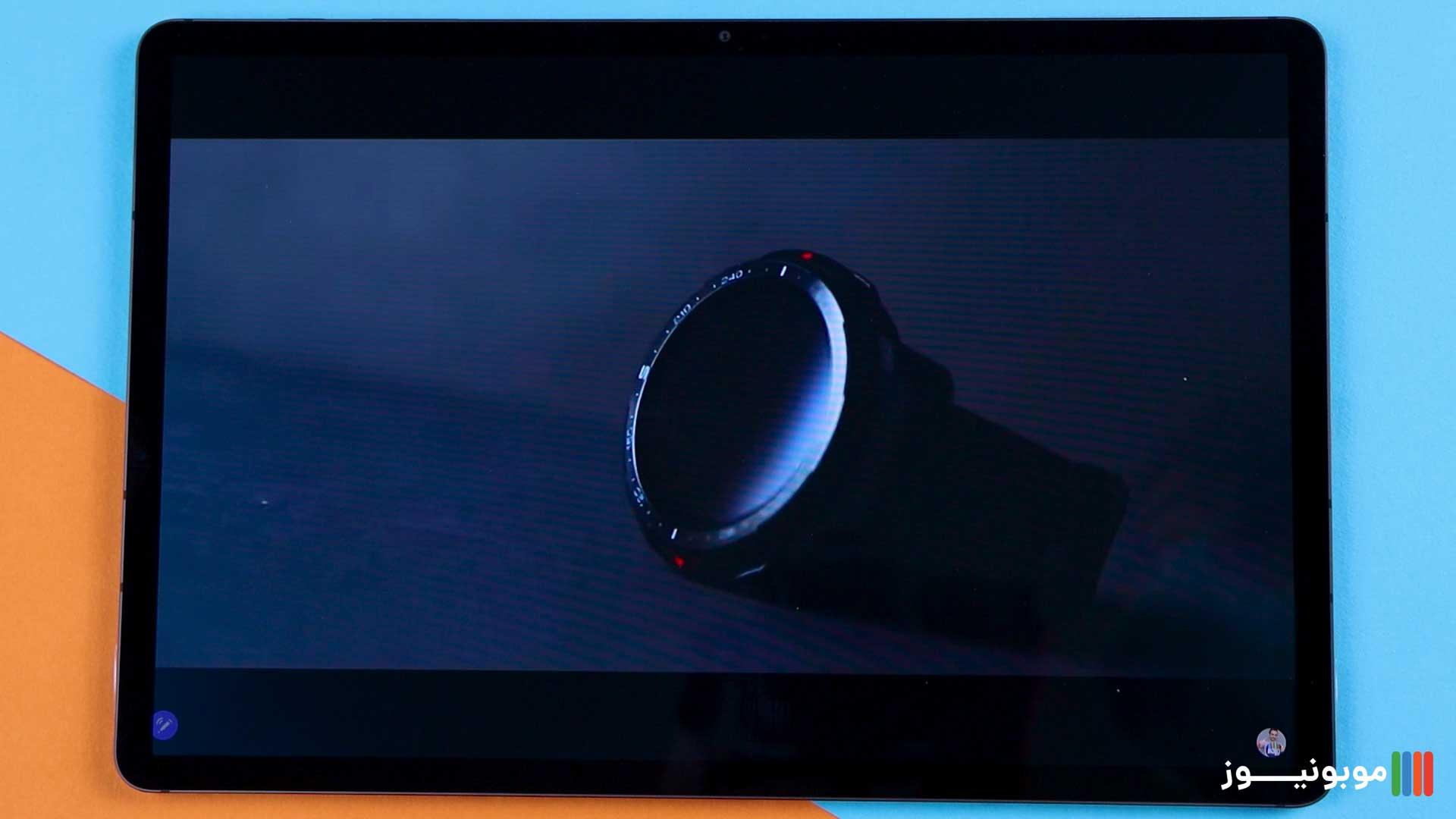 نمایشگر Galaxy Tab S7 Plus