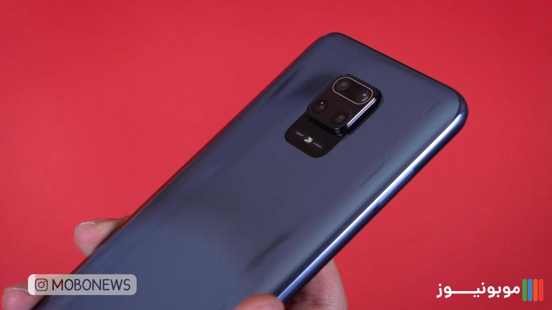 فریم دوربین های Redmi Note 9s