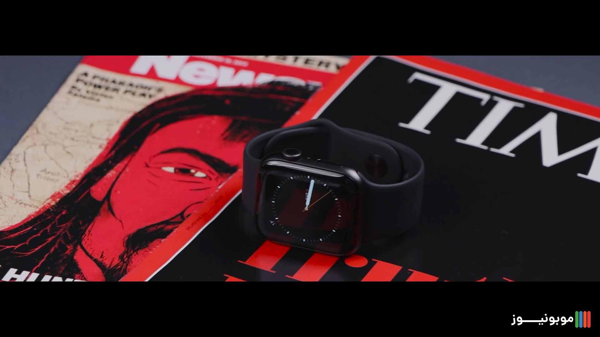 طراحی apple watch 6