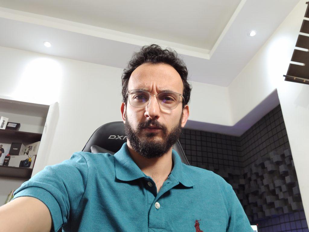 دوربین سلفی ال جی Velvet