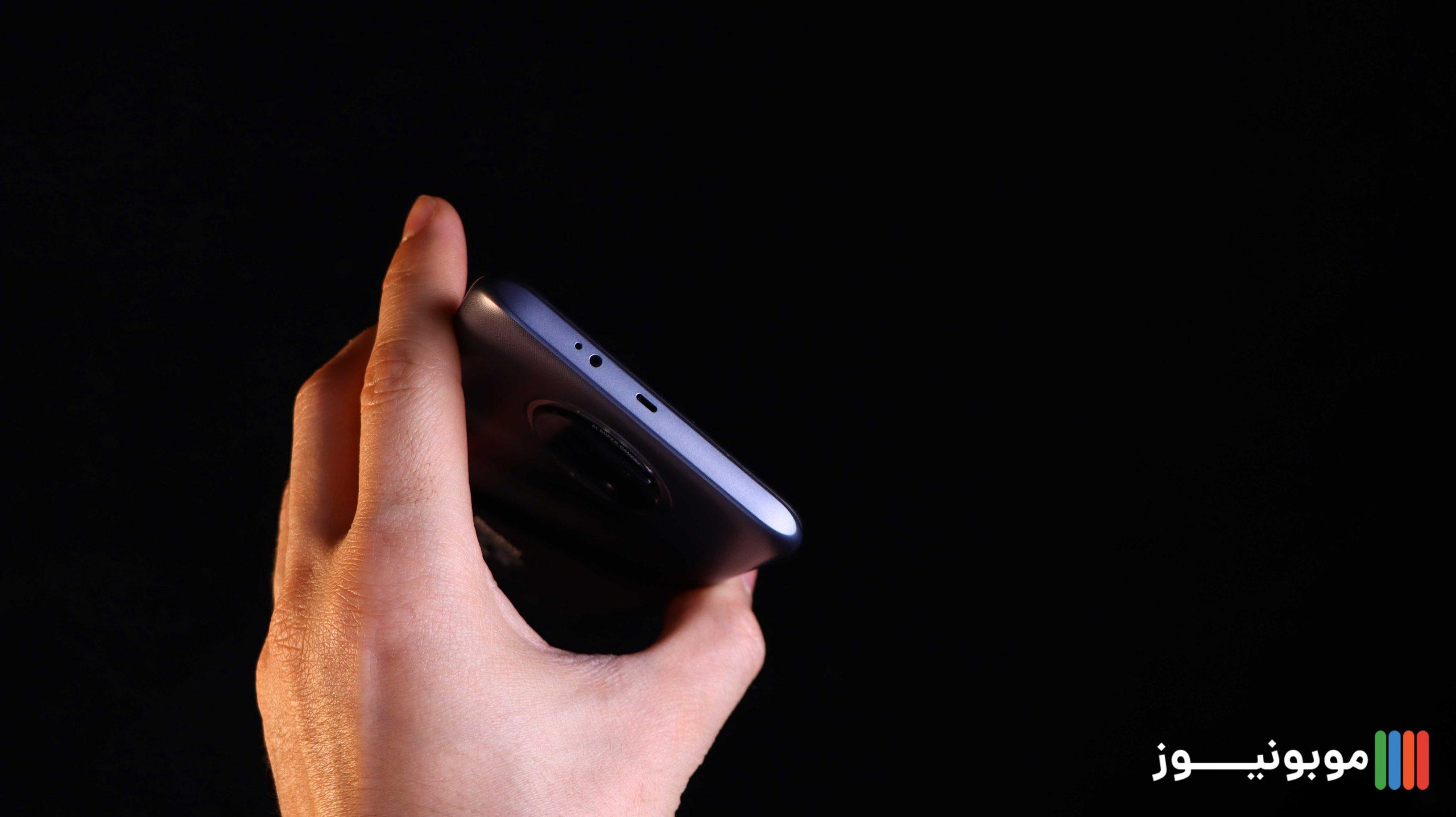 طراحی زیر Redmi Note 9T
