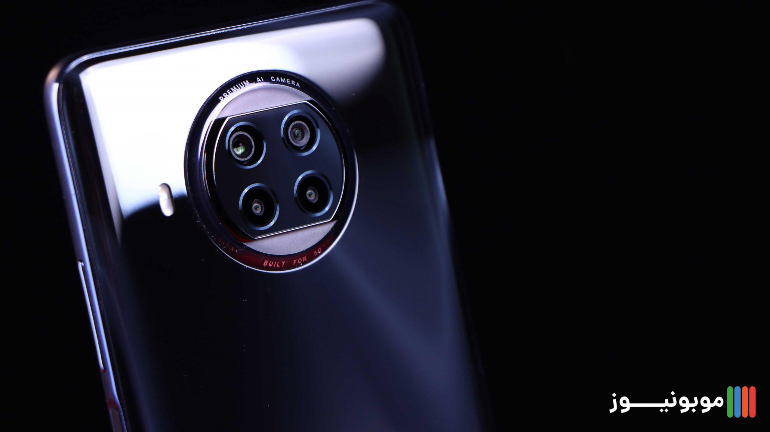 فریم دوربین های Mi 10T lite 5G
