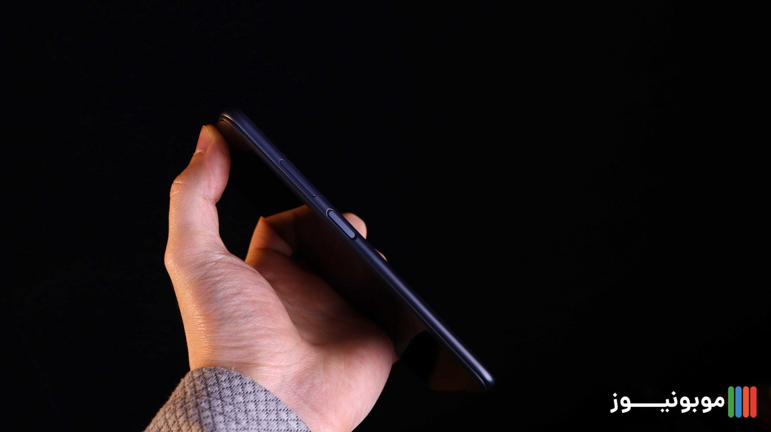 طراحی سمت راست Redmi Note 9T
