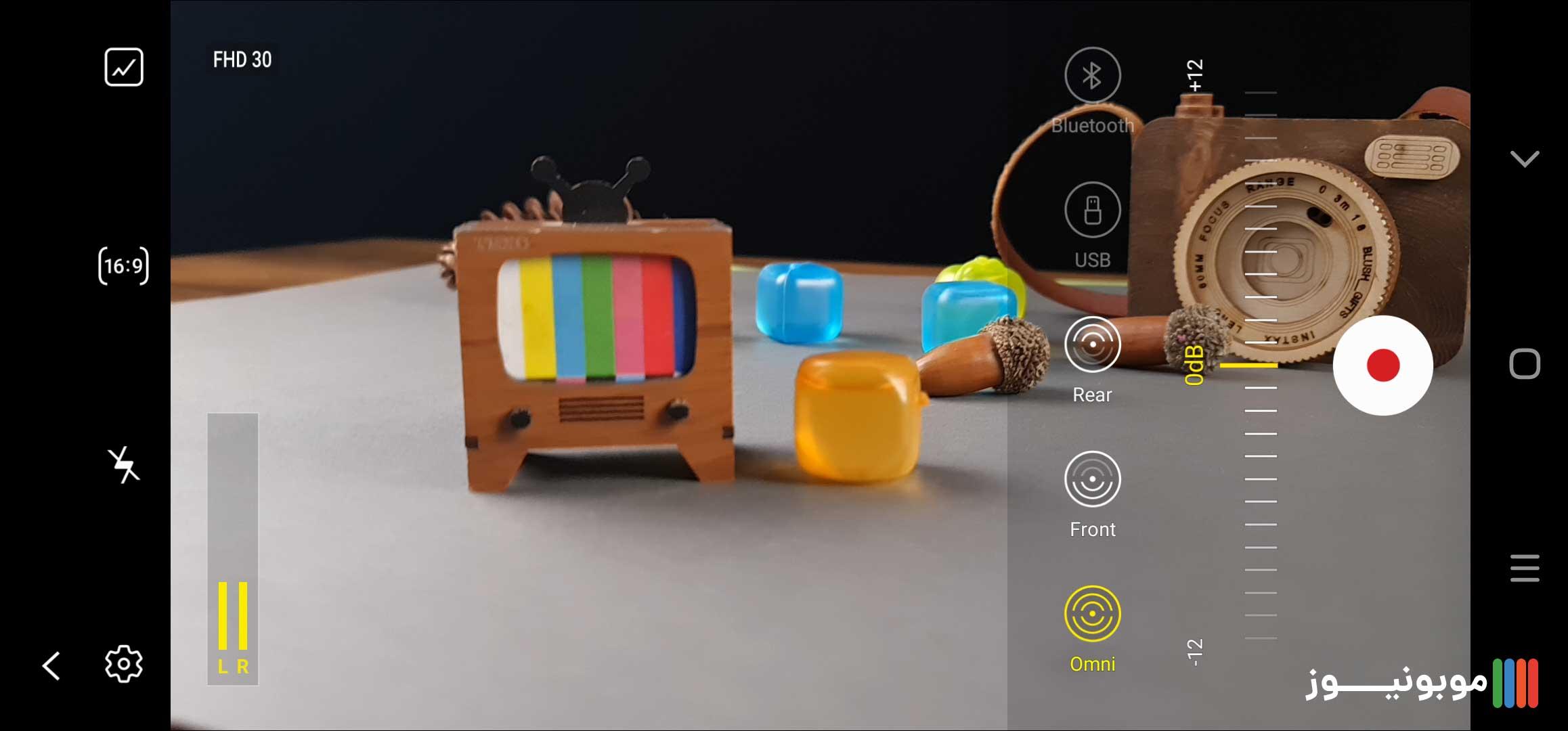 قابلیت omni Pro video