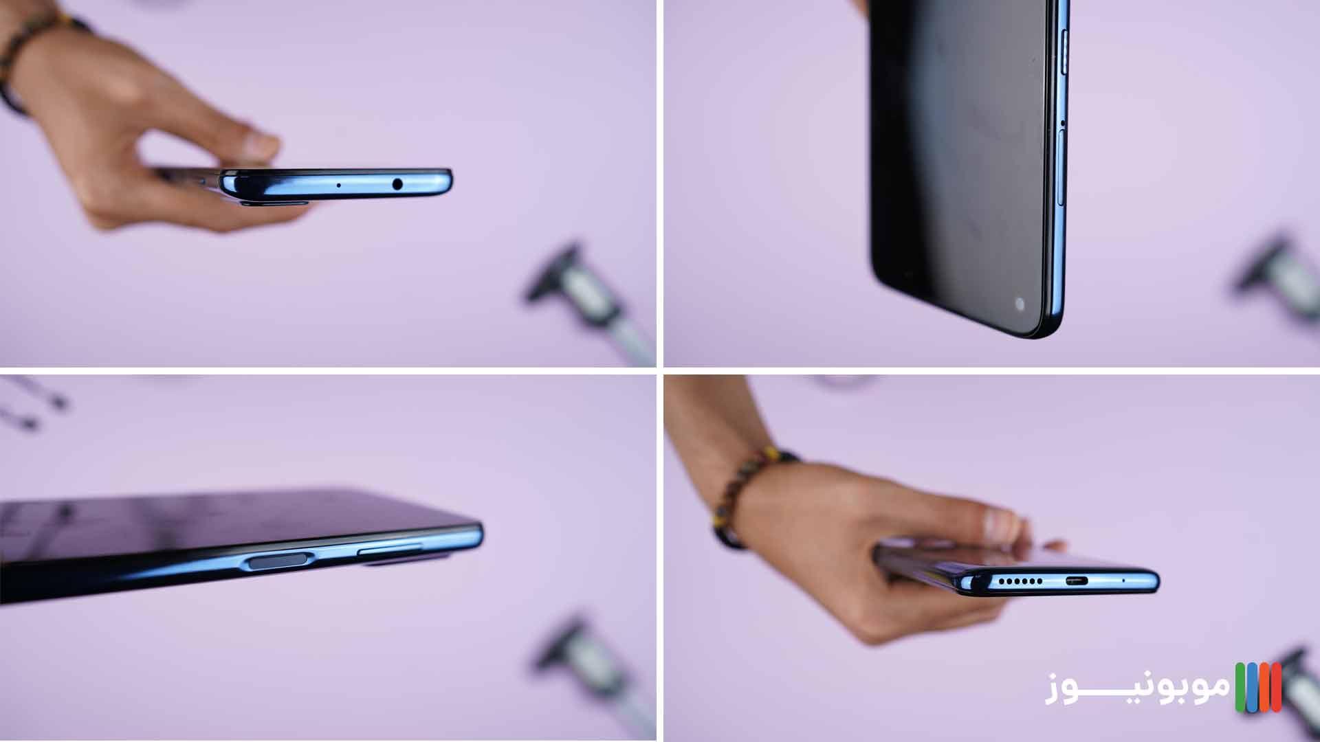 طراحی و ساخت Moto G9 Plus