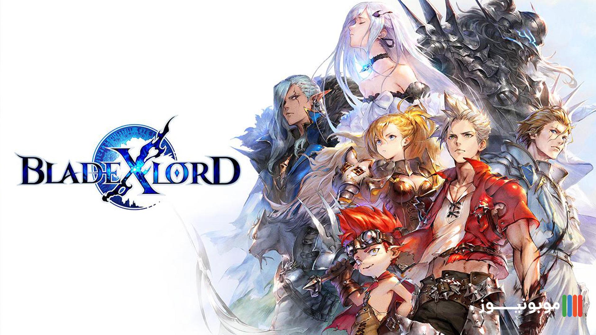 بازی موبایلی Blade XLord