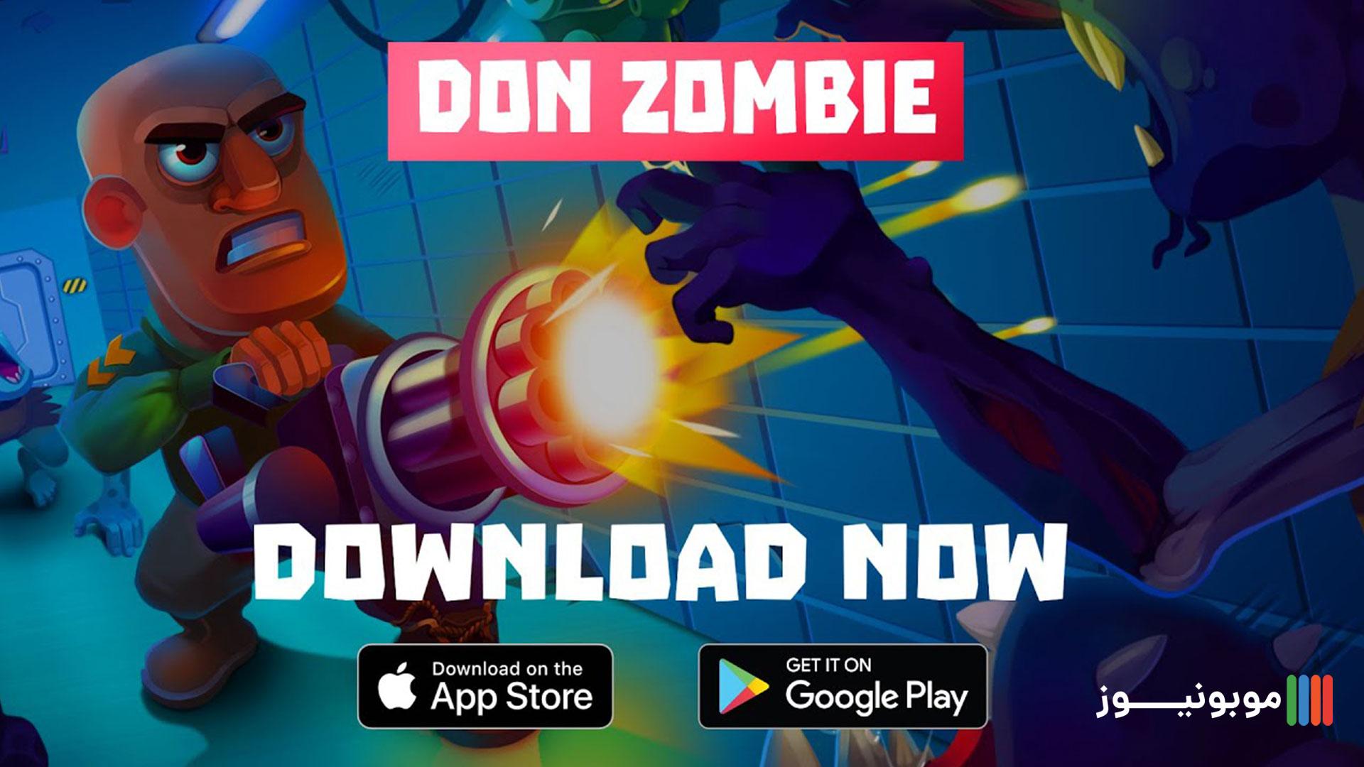 بازی زامبی Don Zombie