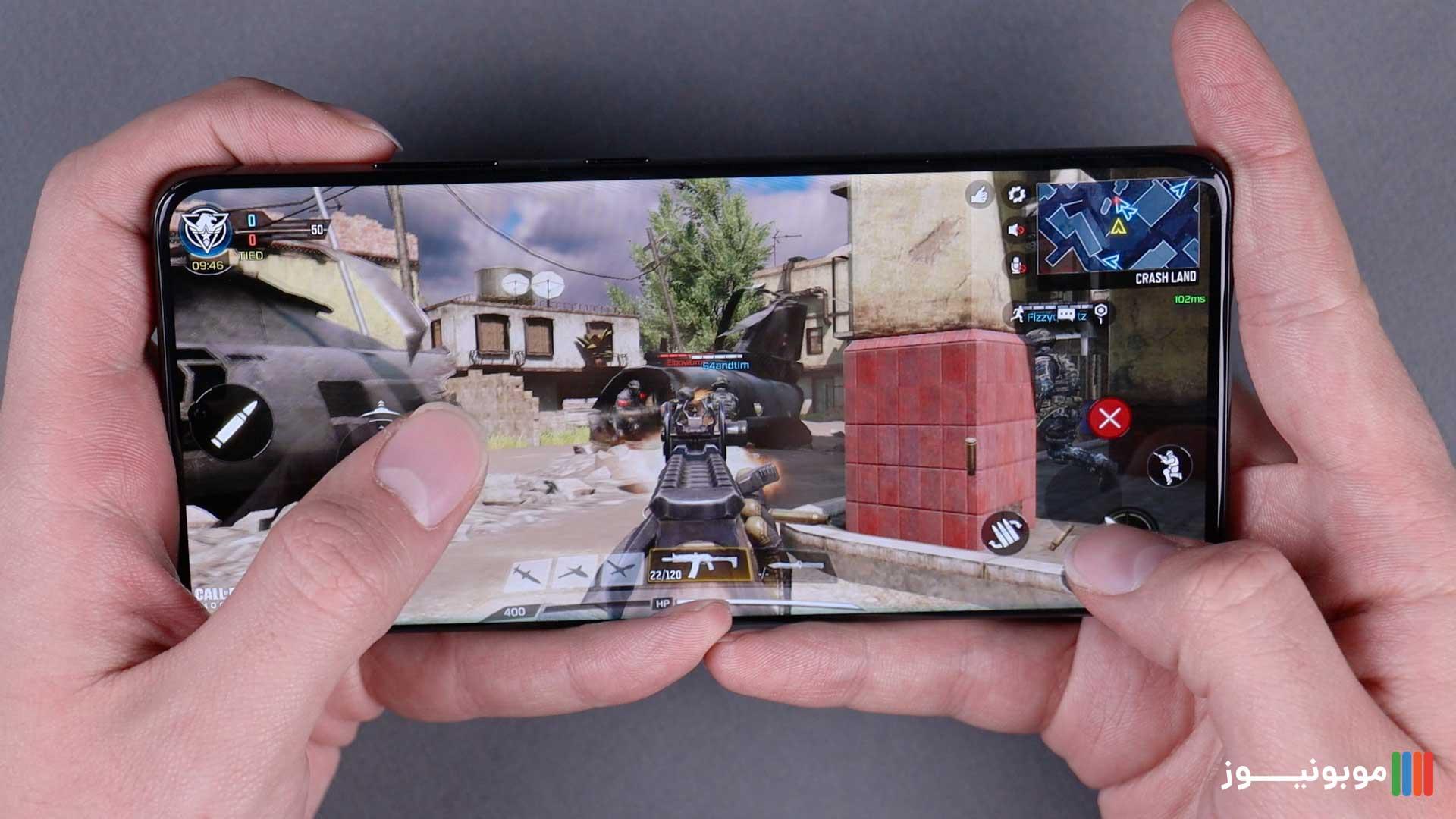 پردازنده Galaxy S21 Ultra