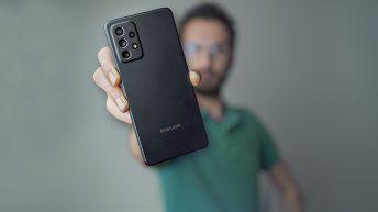 بررسی گوشی Galaxy A52