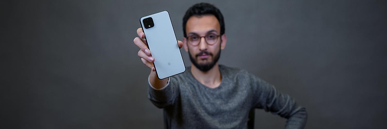 بررسی گوشی Pixel 4 XL