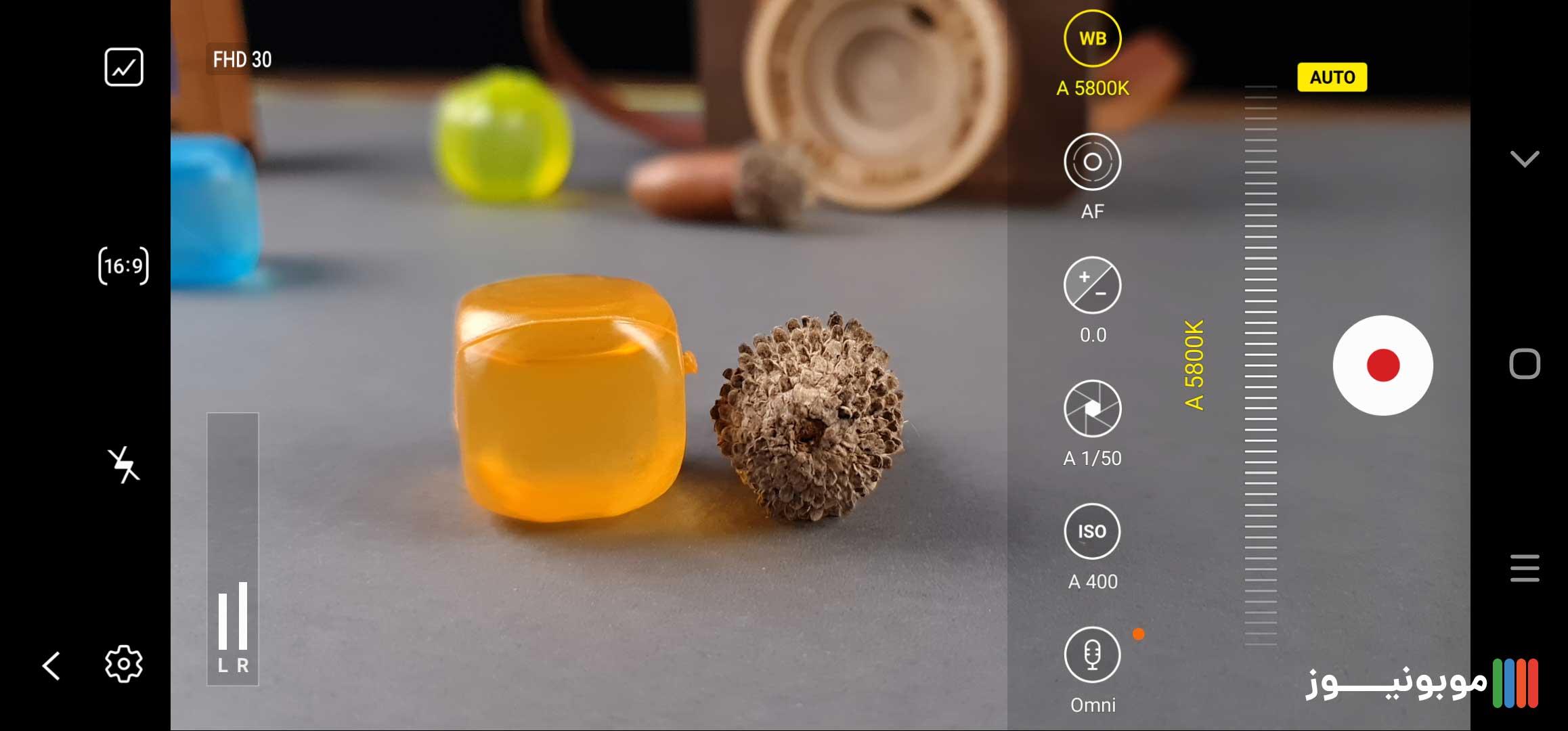 ویژگی های ویدیو Galaxy Note 20 Ultra