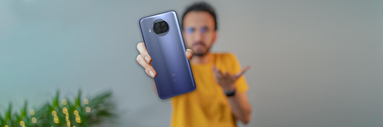 بررسی گوشی Xiaomi Mi 10T Lite 5G