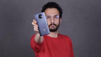 بررسی گوشی Xiaomi Redmi Note 9t