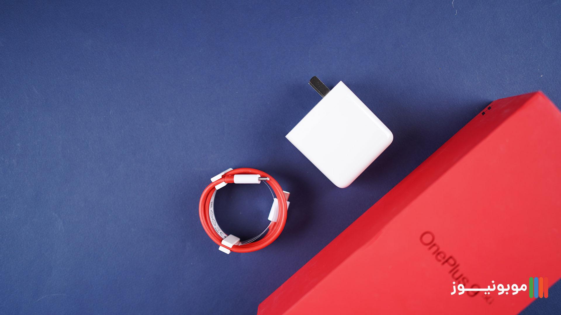 پکیج شارژر OnePlus 9